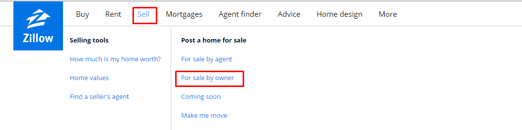 How do I post my home for sale? – Help Center | Zillow