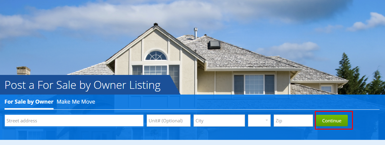 How Do I Post My Home For Sale Help Center Zillow
